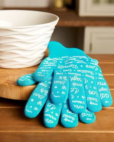 Signature Oven Gloves