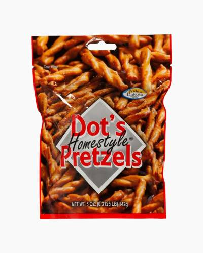 Dot's Homestyle Pretzels 5 oz. Bag