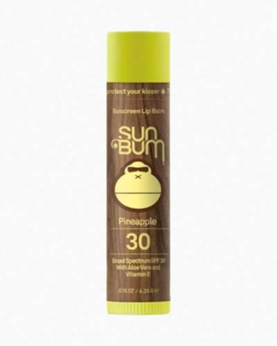 Pineapple Sunscreen Lip Balm (SPF 30)