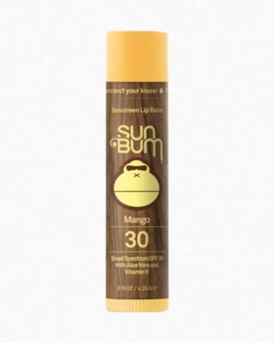 Mango Sunscreen Lip Balm (SPF 30)