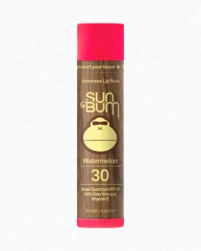 Watermelon Sunscreen Lip Balm (SPF 30)
