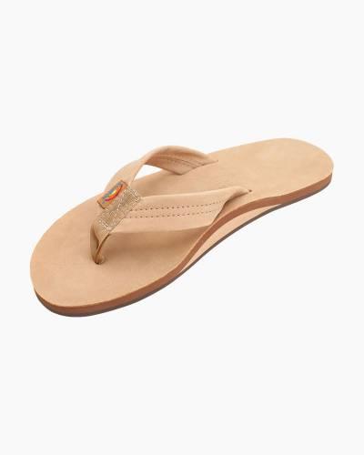 Men's Premier Leather Sandals in Sierra Brown