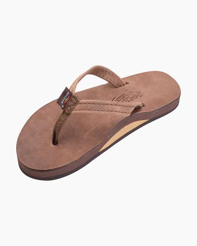 Women's Luxury Leather Sandals in Nogales Wood