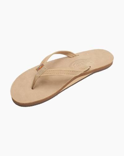 Women's Premier Leather Sandals in Sierra Brown