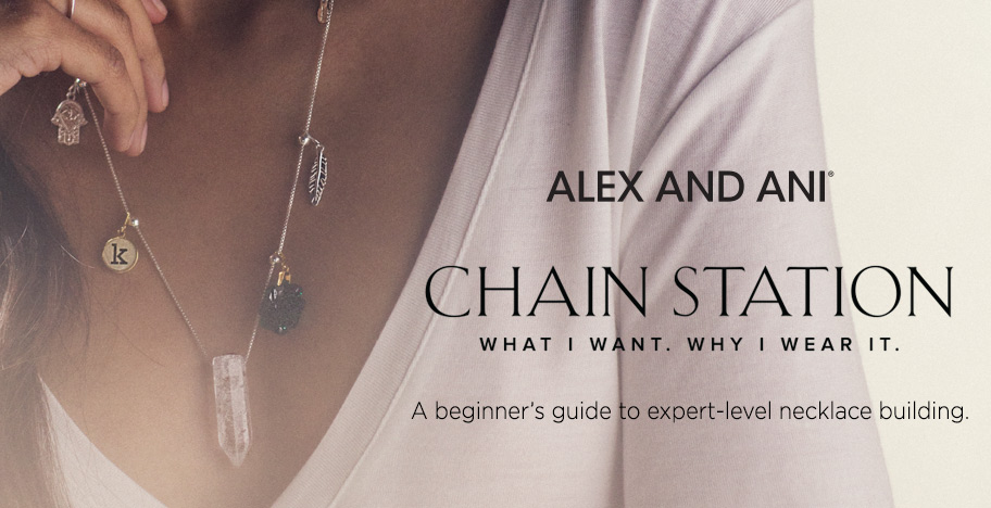 Alex and Ani Chain Station