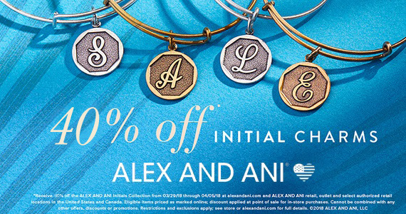 ALEX AND ANI promo