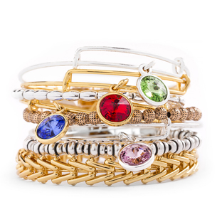 Alex and Ani Birthstones Collection
