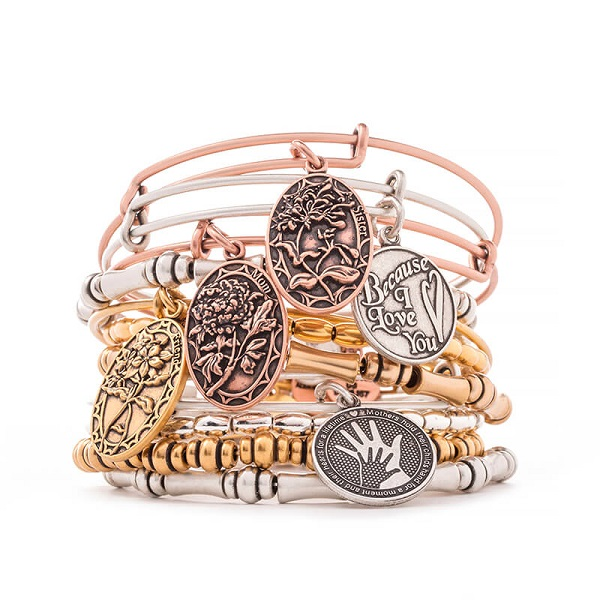 Alex and Ani Because I Love You Collection