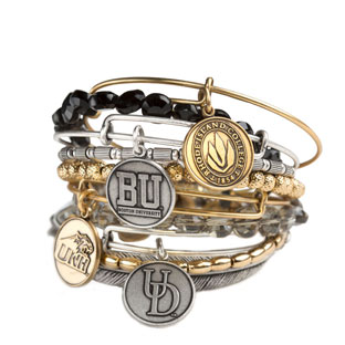 Alex and Ani Collegiate Collection