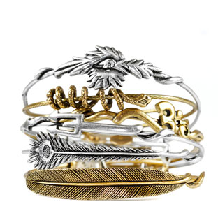 Alex and Ani Spiritual Armor Wraps Collection