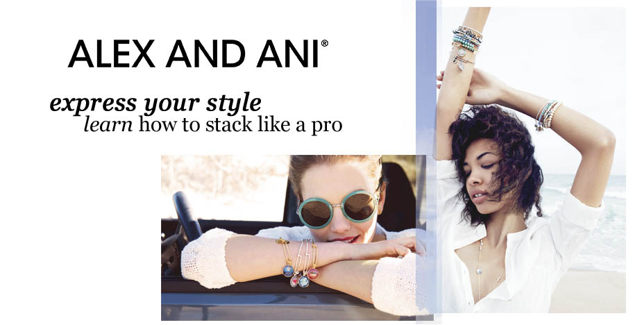 Alex and Ani How to Create your stack