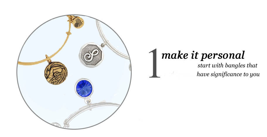 Alex and Ani Make it personal