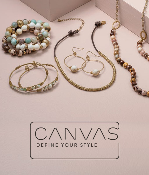 Canvas Jewelry