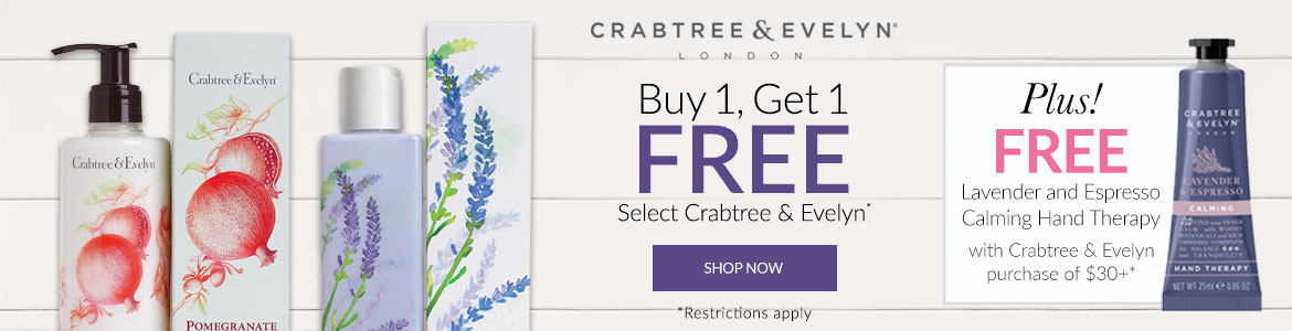 Crabtree & Evelyn Deal