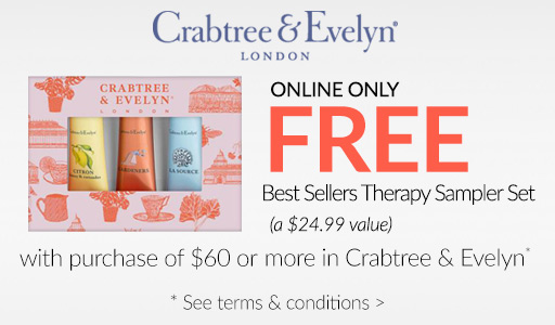 FREE Best Sellers Hand Therapy Sampler with $60 purchase*