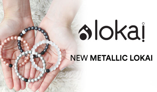 Shop lokai | NEW Metallic lokai