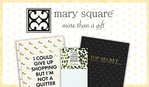 Shop Mary Square Gifts