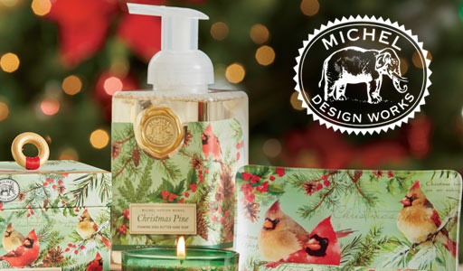 Michel Design Works Soaps Lotions Amp Decor The Paper Store