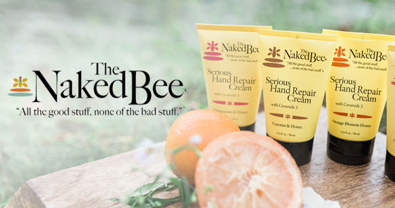 Naked Bee Bath and Body