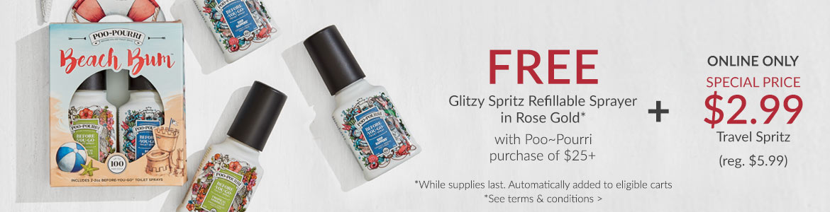 Poo~Pourri deal