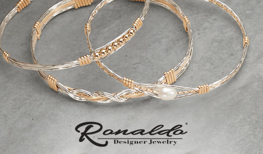 Ronaldo Designer Jewelry The Paper Store