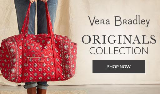 Vera Bradley Purses Wallets Backpacks Amp More The Paper