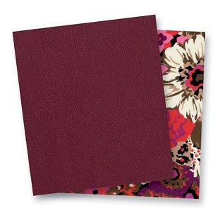 Vera Bradley Patterns Claret