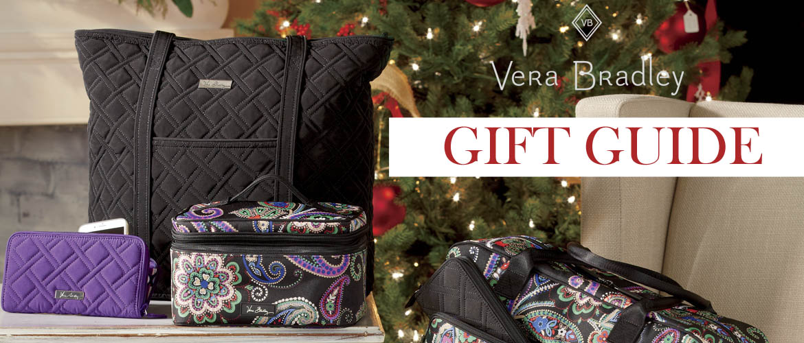 Vera Bradley Holiday Gift Guide