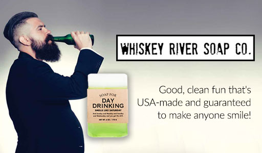 Whiskey River Soaps
