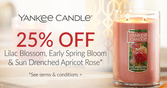 Yankee Candle deal*
