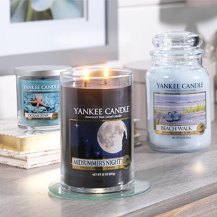 Shop Yankee Candle Scents