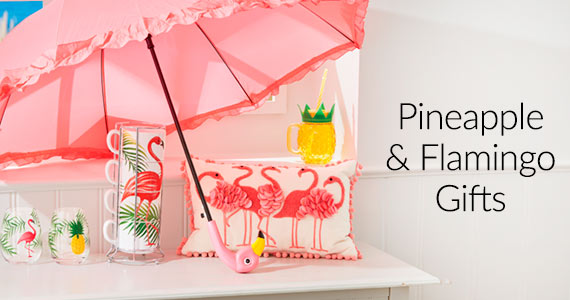 Pineapple & Flamingo Gifts