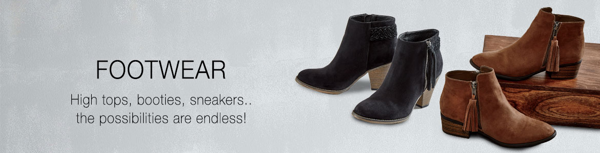 Shop Fall Footwear at The Paper Store