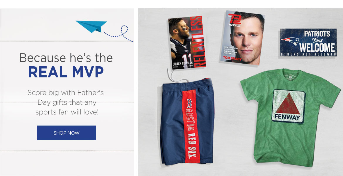 Father's Day Sports Gifts