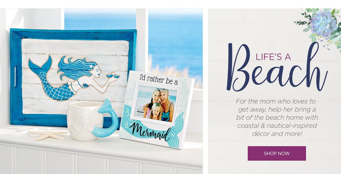 Mother's Day Beach Escape Gifts