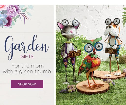 Mother's Day Garden Gifts