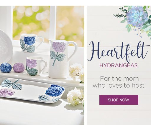 Mother's Day Gifts Hydrangea