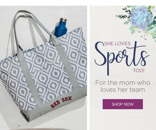 Mother's Day Gifts for the Sports Fan