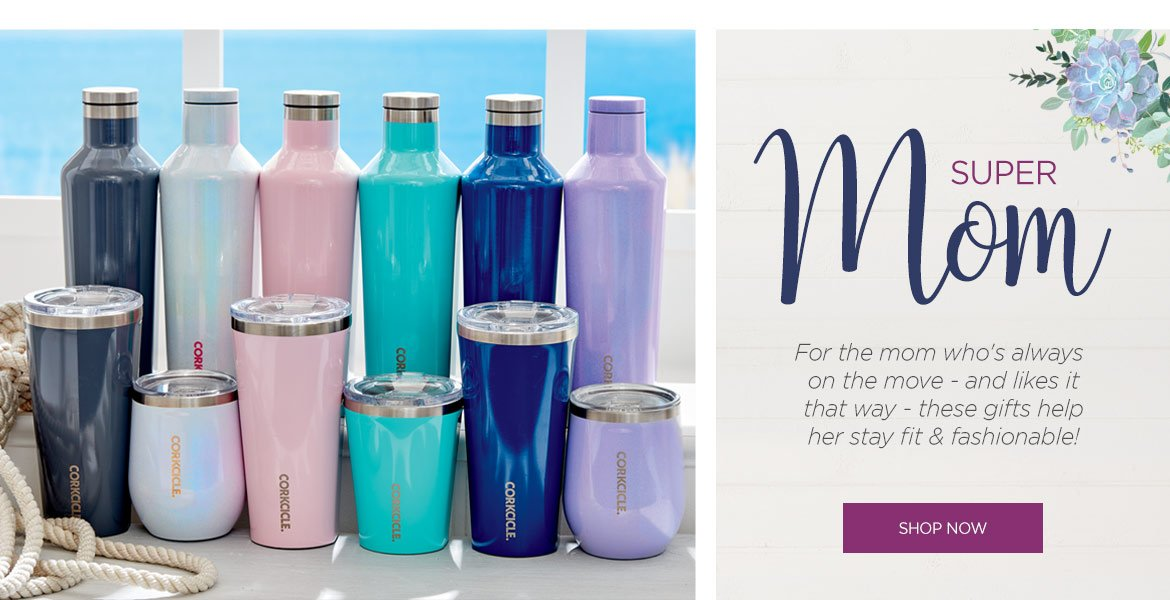 Mother's Day Gifts for the Active Mom