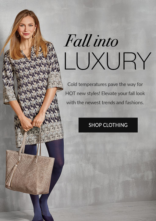 Shop Fall Fashion