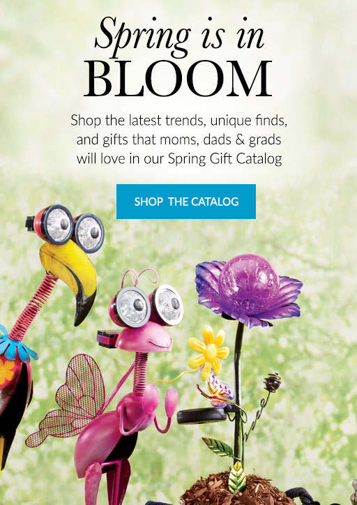 Shop Our Spring Gift Catalog