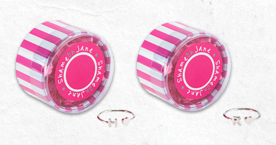 Shop Shame on Jane rings now $20