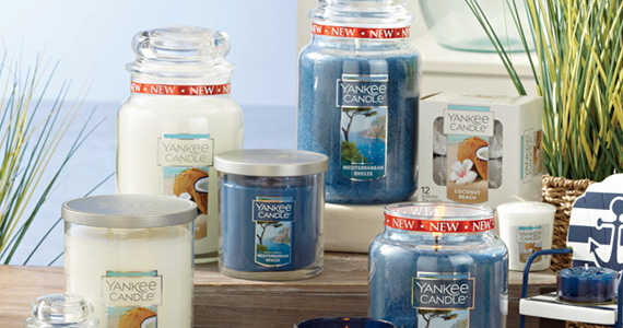 Shop Yankee Candle Scent of the Month 25% off