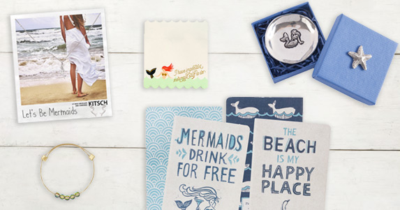 Shop Mermaid Gifts