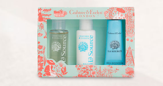 Crabtree & Evelyn Buy 1, Get 1 50% off