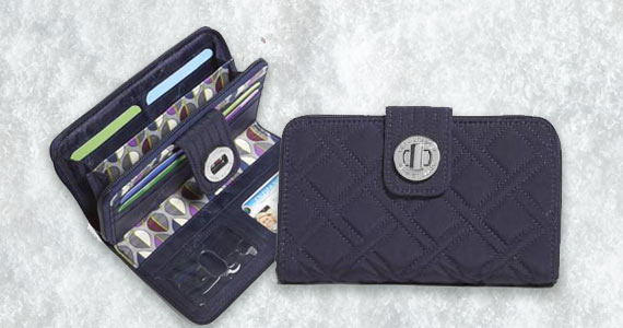 Vera Bradley Wallets and Wristlets Special Price $19.95 & $24.95