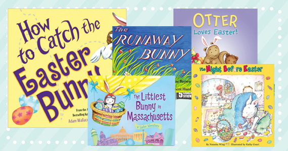Shop Easter Books