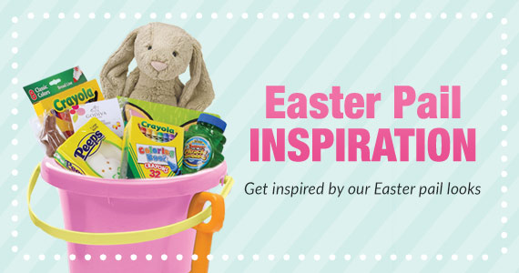 Easter Pail Inspiration
