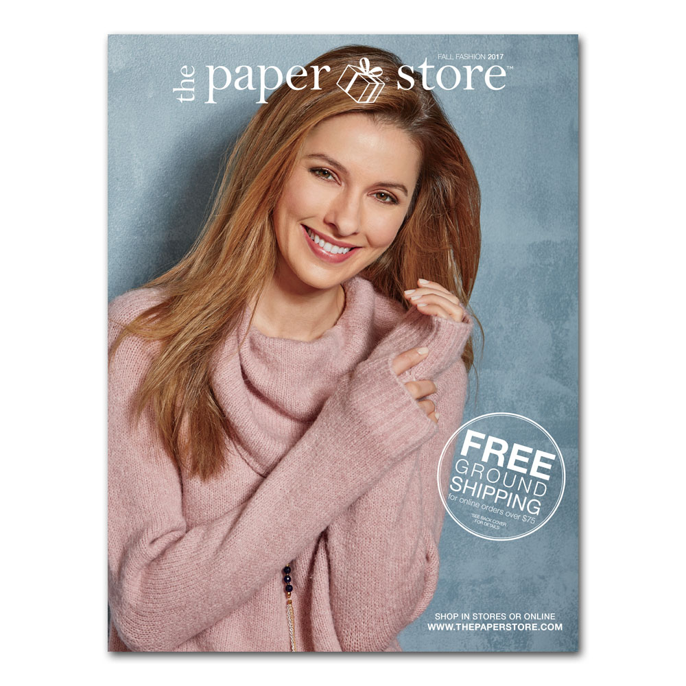 The Paper Store 2017 Fall Fashion Catalog