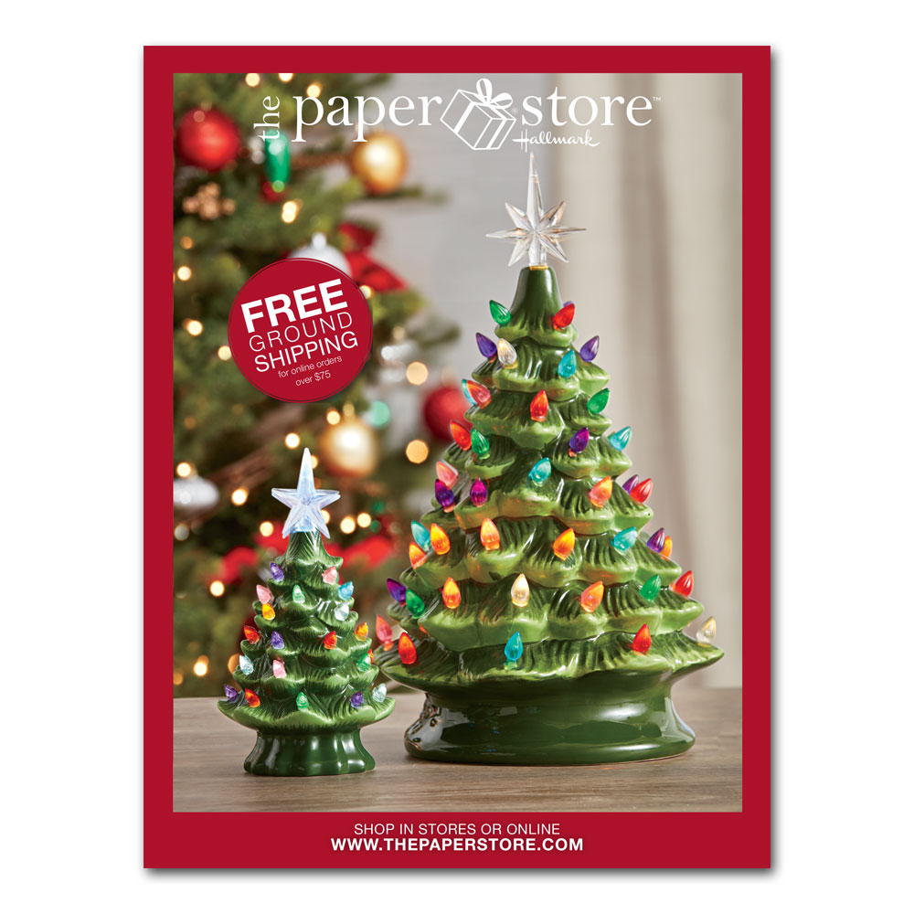 The Paper Store 2017 Holiday Gift Catalog